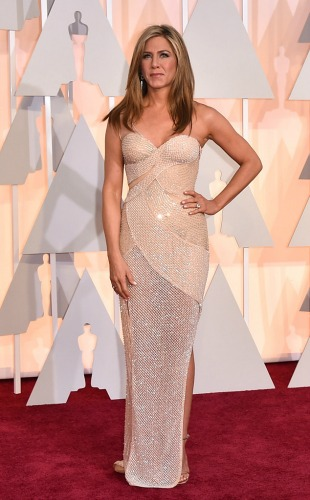 Oscar 2015_ Jennifer Aniston