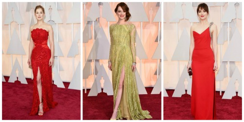 Oscar2015_ Rosamund Pike_Emma Stone_Dakota Johnson