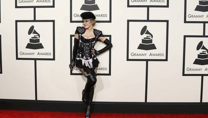 Moda Grammy Awards 2015